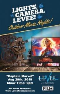 Movies at Le