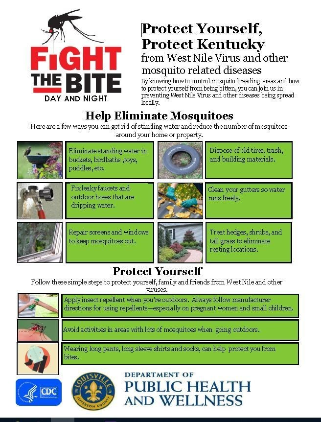 Mosquitoes Protect