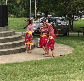 Kids Dancing_Newburg Days 2019