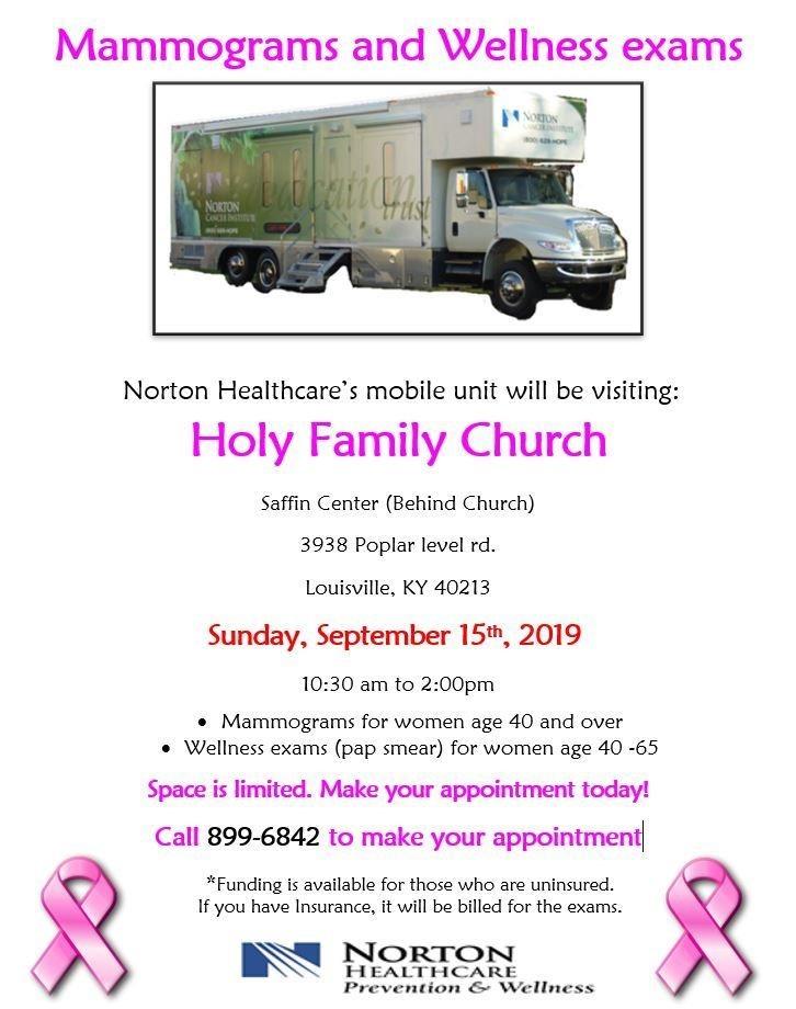 Holy Family Church Mamm
