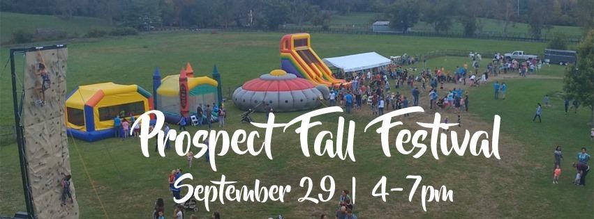 Prospect fall festival