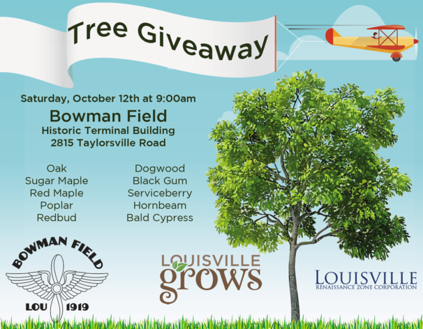 tree give away