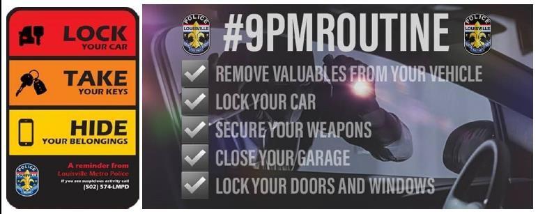 LMPD Car Safety