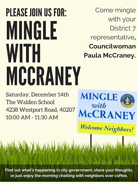 Miingle/ McCraney