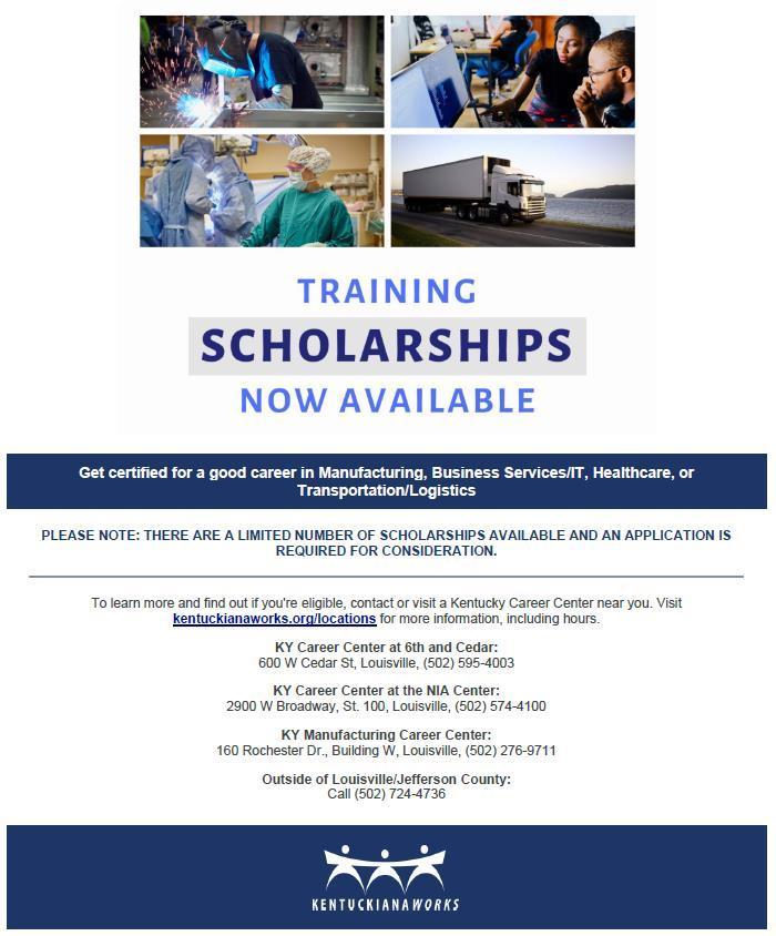 kcc scholarship