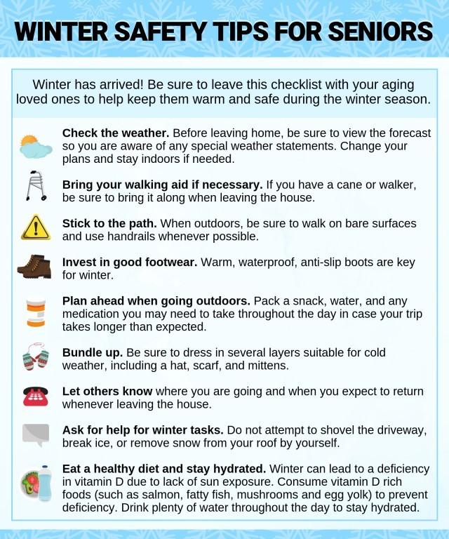 senior safe tips