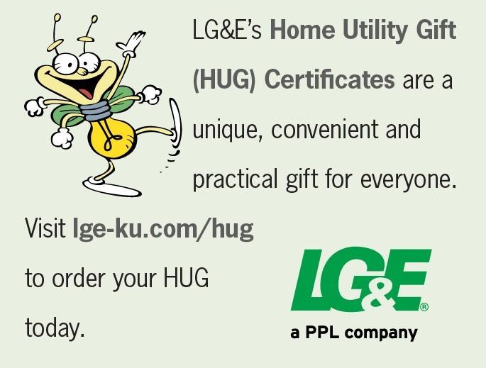 HUG lg&e