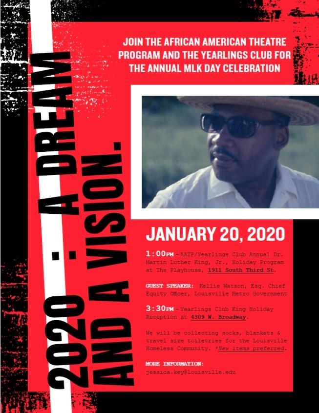 UofL MLK Program