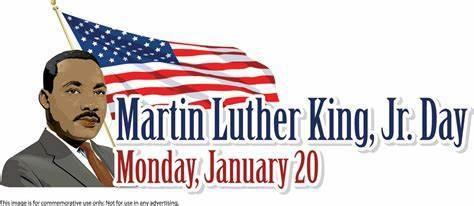 MLK Day Signage