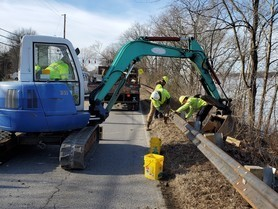 River Road Guardrail