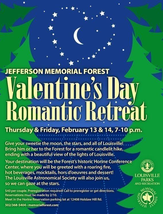 Valentine's Retreat