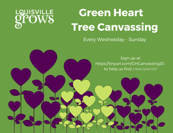Tree Canvassing