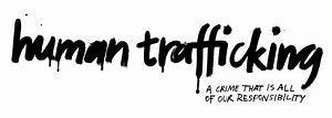 Human Trafficking Signage