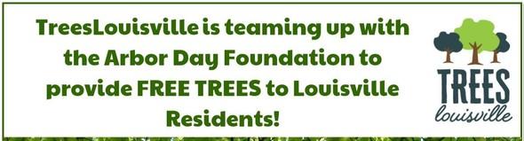 TreesLouisville Arbor Day image