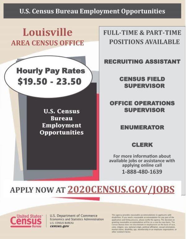 Census jobs