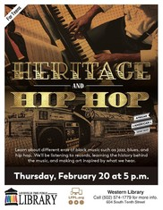 Hip Hop and Heritage