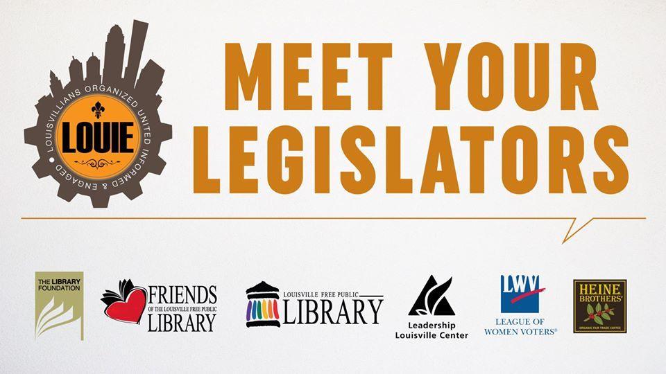Meet your legislator