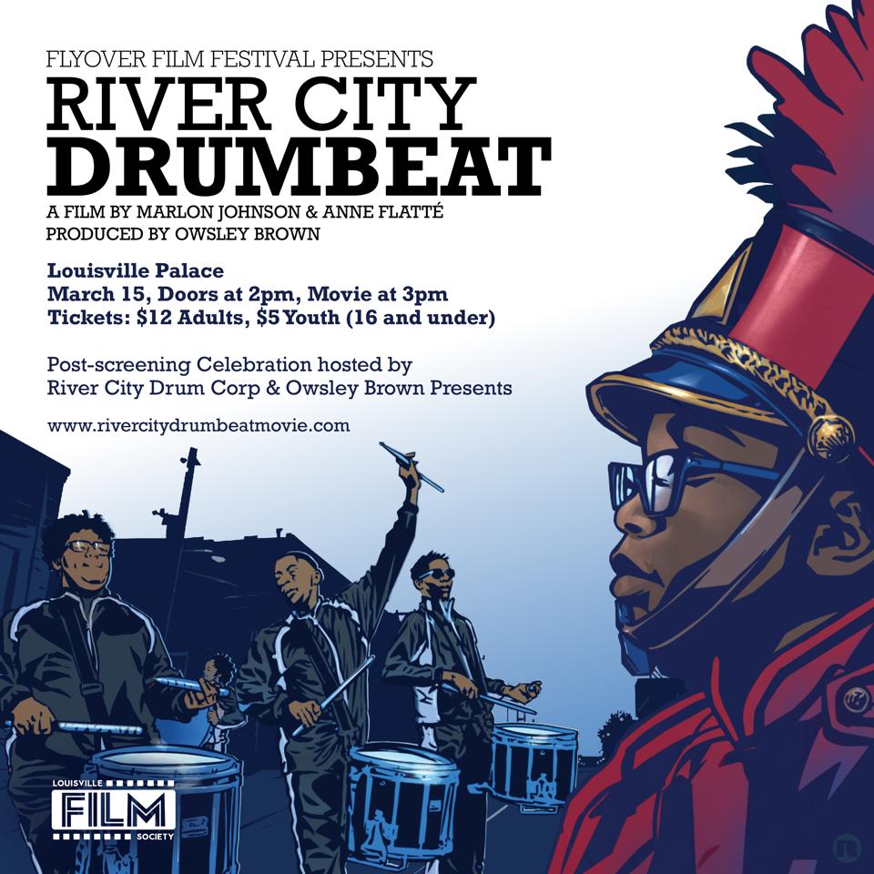 River City Drumbeat flyer