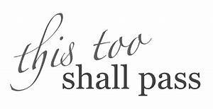 Shall Pass