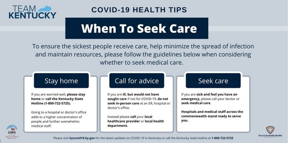 when to seek care