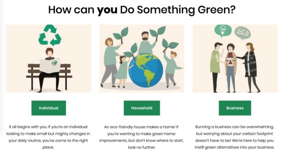 Do Something Green