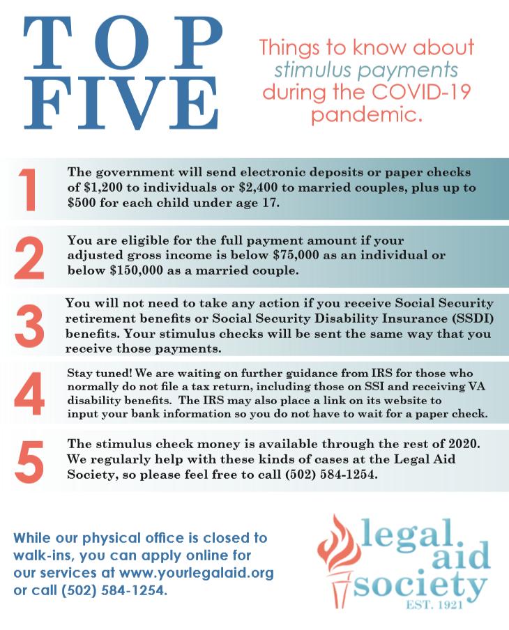 COVID-19 Stimulus