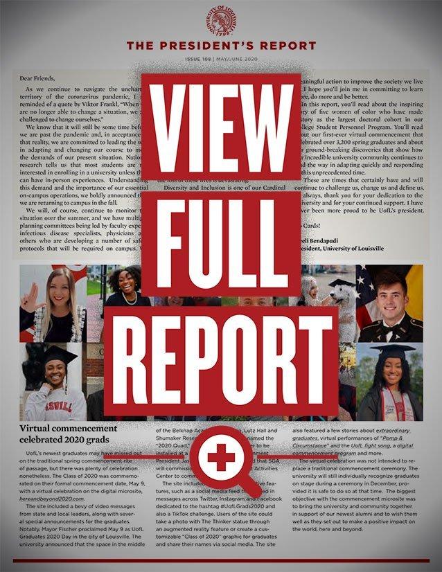 U of L report