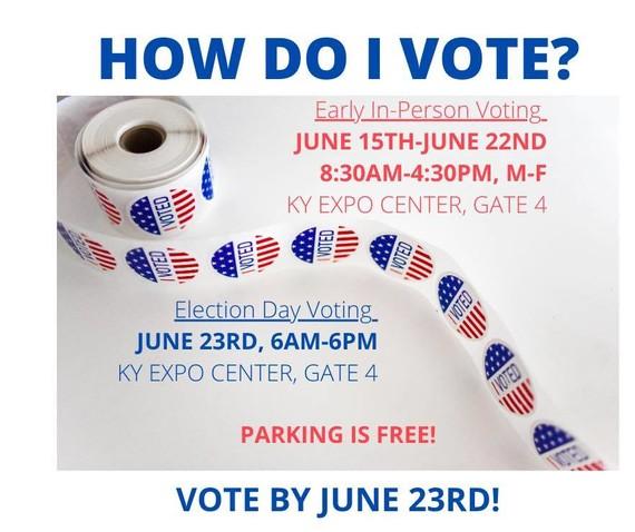Voting event