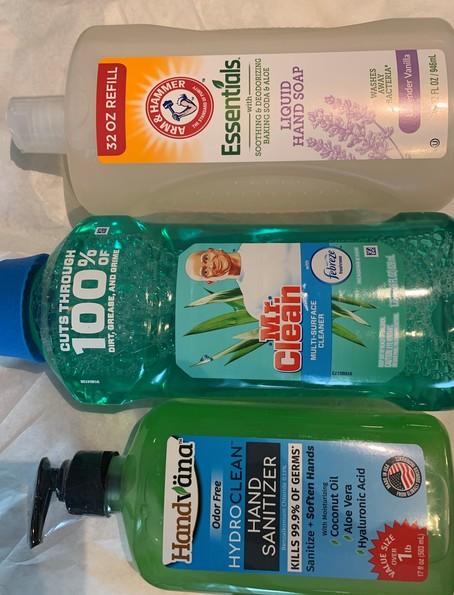 sanitizers