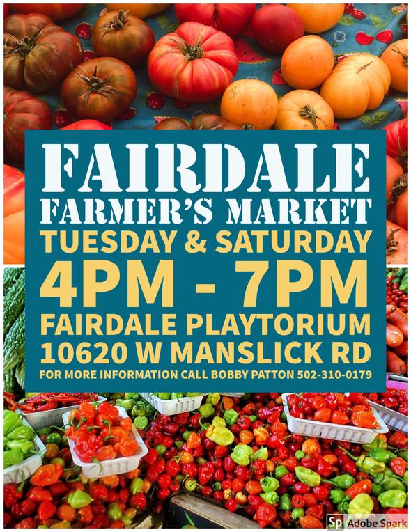 Fairdale Farmers Market