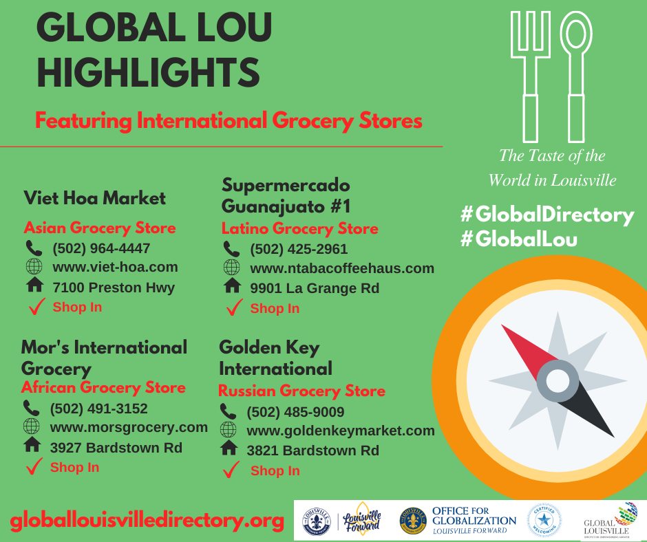 GlobalLou Highlights week 3