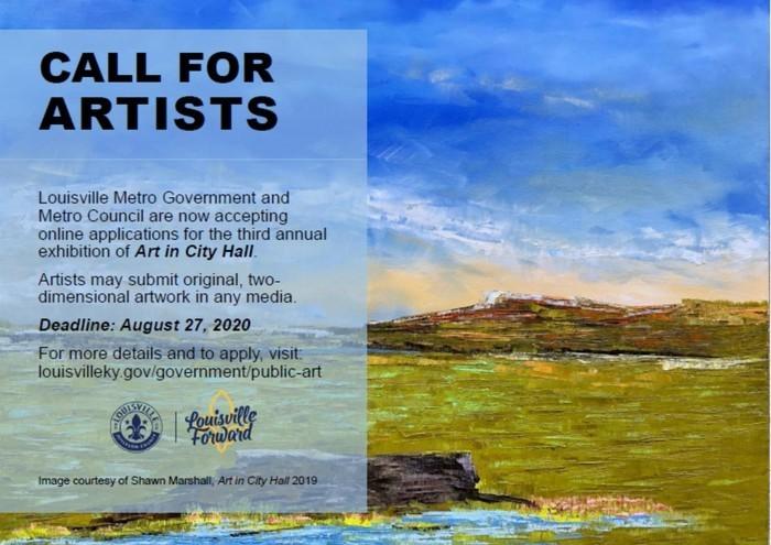 2020 artist call