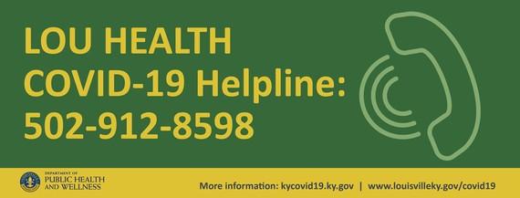 Helpline COVID19