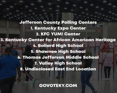 Jeff Co Polling Places