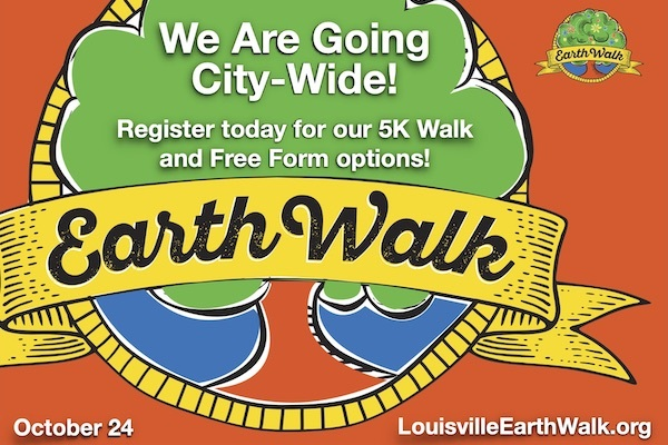 Earth Walk Oct. 24th Poster