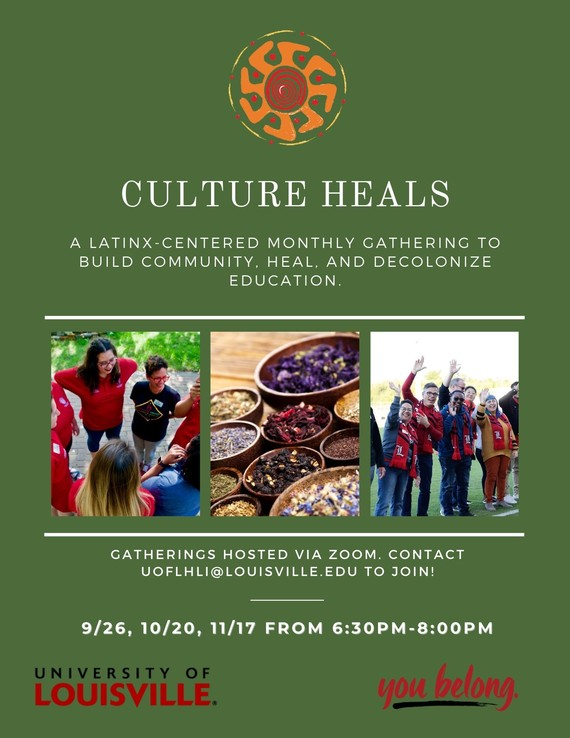 Culture Heals