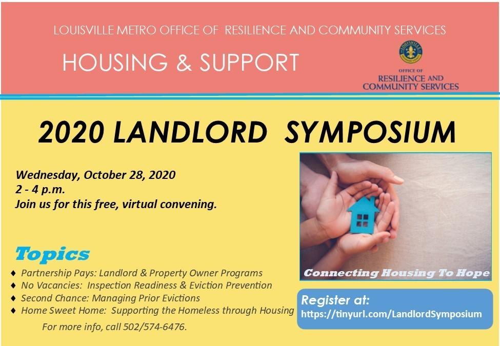 Landlord Symposium