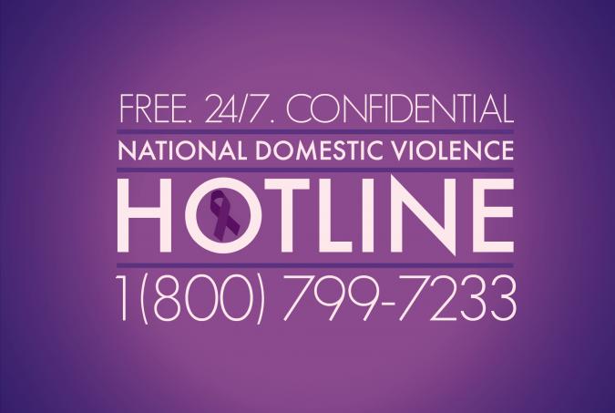 Domestic Violence AwarenessMonth