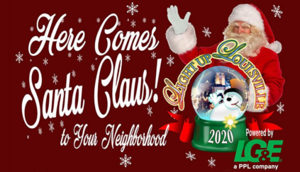 Santa to your neighborhood
