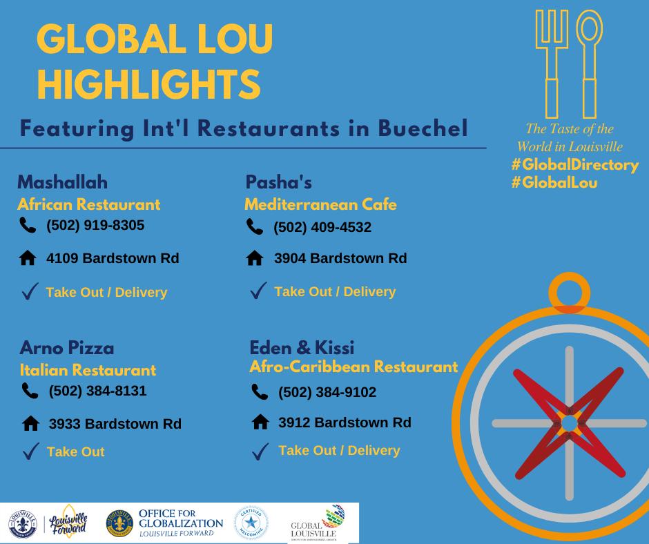Global Lou Highlight - Buechel