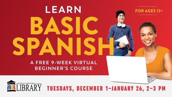 LFPL basic Spanish courses