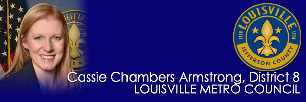 Louisville Metro Council District 8 Cassie Chambers Armstrong