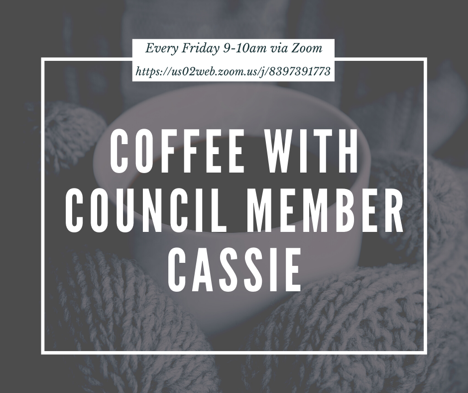 Coffee with Cassie