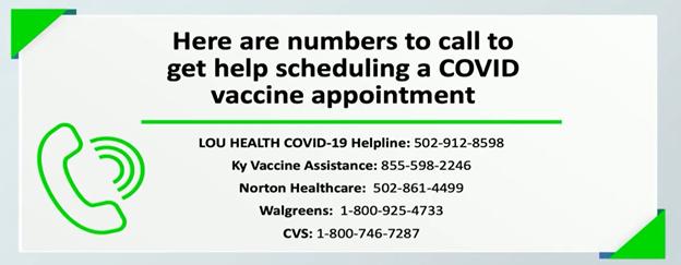 vaccine call