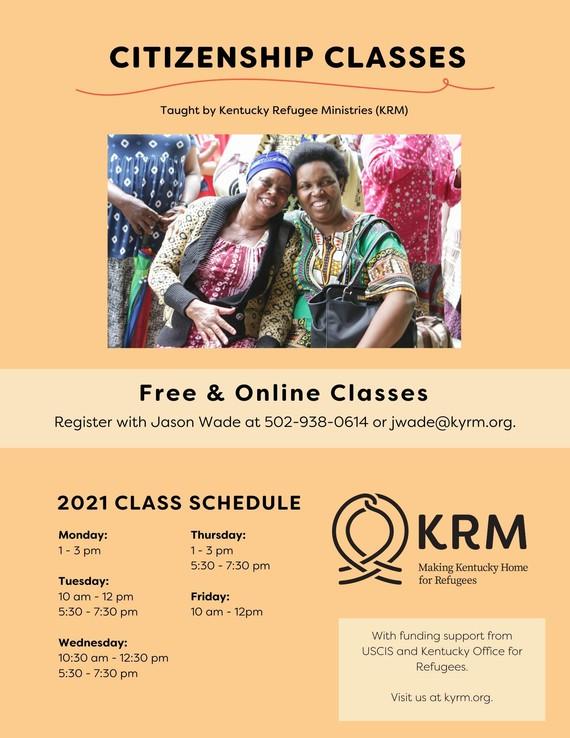 krm classes
