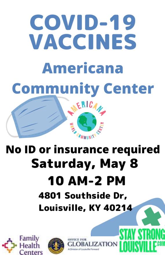 Americana vaccine event
