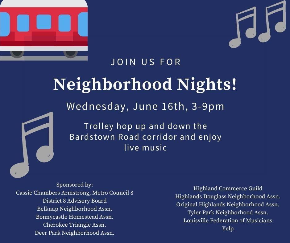 neighborhood nights