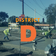 district d