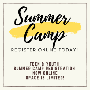 Summer Camp Online Reg