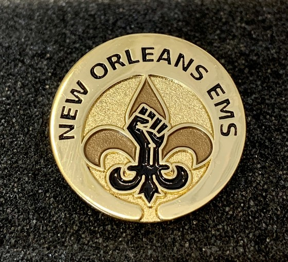 NOEMS BLM pin